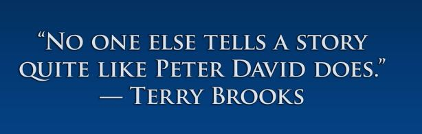 No One Tells A Story Quite Like Peter David Does