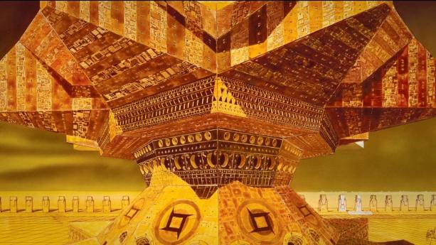 Alejandro Jodorowsky's Dune (1)