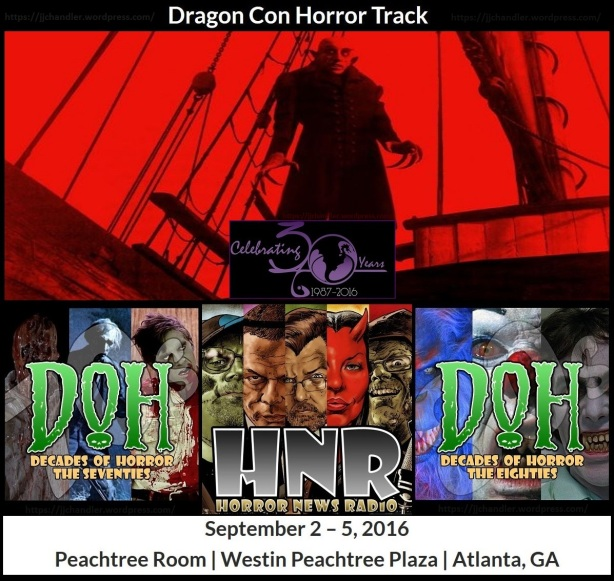 Dragon Con Horror and HNR